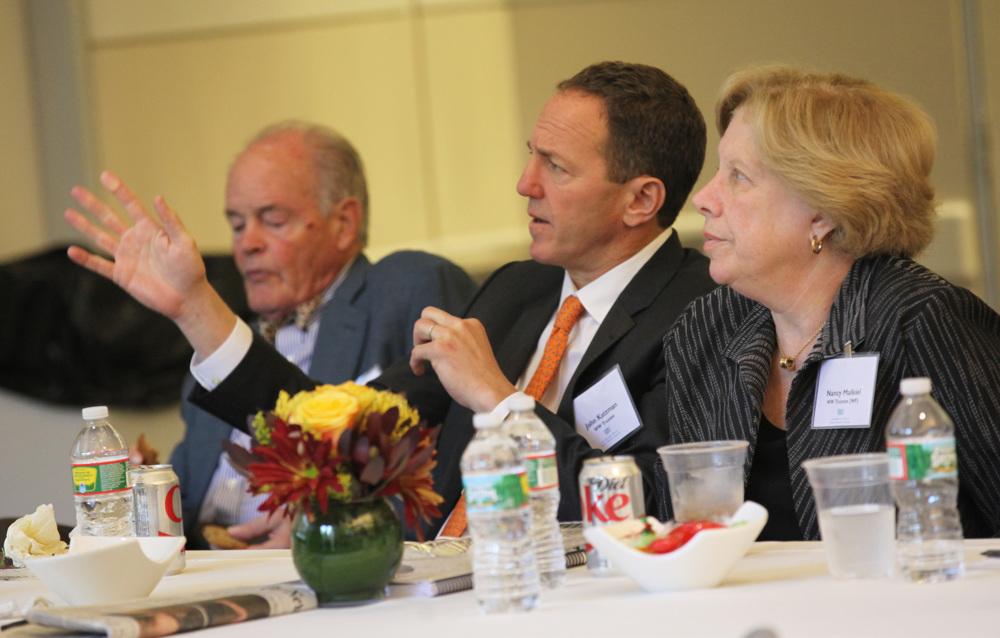 The WW Fall Board Retreat held in Boston, MA, on October 6-8, 2015.